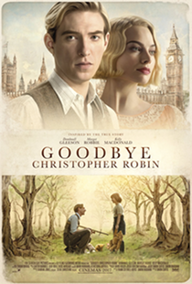 Goodbye Christopher Robin Plakat